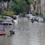 کراچی میں آج موسلا دھار بارش اور کل شدت میں اضافے کی پیشگوئی