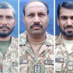 جنوبی وزیرستان میں دہشت گردوں کی سیکیورٹی فورسز پر فائرنگ، تین جوان شہید