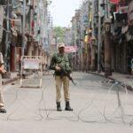 بے گناہ کشمیری نوجوانوں کے قتل کے خلاف مقبوضہ کشمیر میں مکمل ہڑتال اور مظاہرے