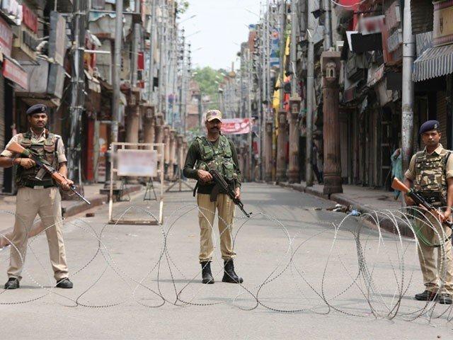 مقبوضہ کشمیر میں قابض فوج کی بربریت جاری، مزید 2 کشمیری نوجوان شہید