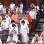 بھارتی پارلیمنٹ کے 30 ارکان اور 50 ملازمین کورونا وائرس کا شکار