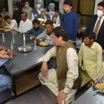 وزیر اعظم کا ترلائی میں اپ گریڈ ڈماڈل پناہ گاہ کا دورہ