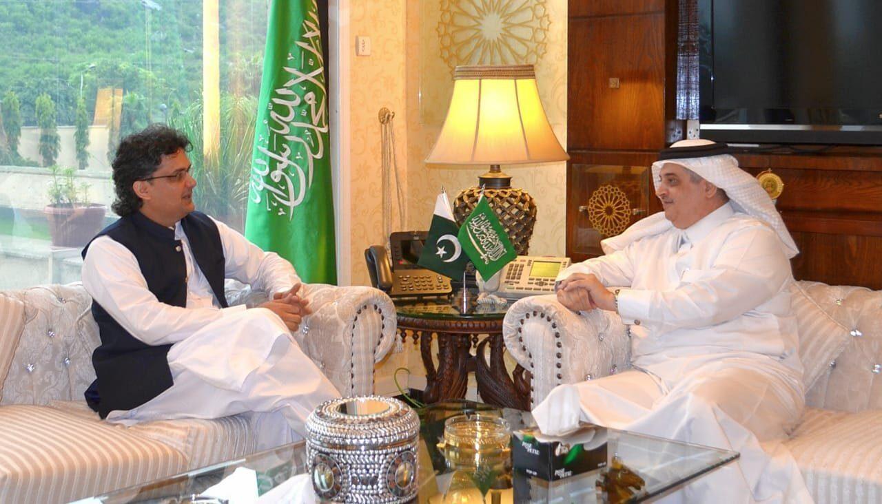 پاکستان اورسعودی عرب کا تعلقات کی مضبوطی کیلئے ثقافتی تعاون بڑھانے پر اتفاق