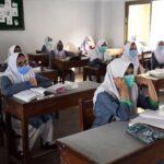 پنجاب، خیبرپختونخوا، بلوچستان، آزاد کشمیر، گلگت بلتستان میں مڈل سکولز کھل گئے