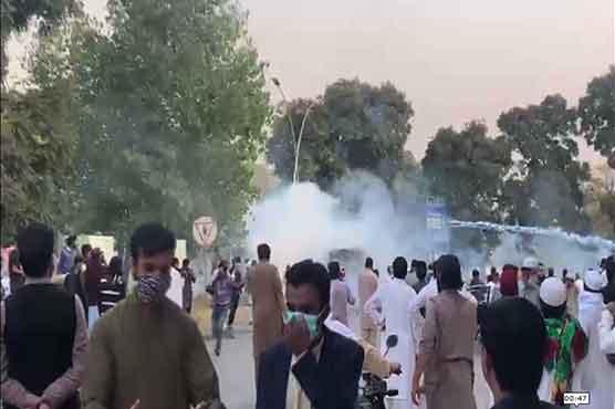 گستاخانہ خاکوں کیخلاف وفاقی دارالحکومت سمیت ملک بھر میں احتجاجی مظاہرے