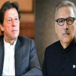 وزیراعظم عمران خان اور صدر مملکت عارف علوی کی پشاور دھماکے کی مذمت