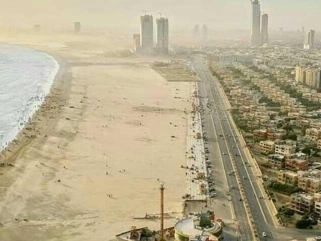 سندھ حکومت نے وفاق کو جزائر پر کام کی اجازت کا حکمنامہ واپس لے لیا