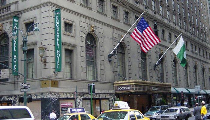 نیویارک میں روز ویلٹ ہوٹل کی بندش، چیئرمین نیب نے تحقیقات کا حکم دیدیا