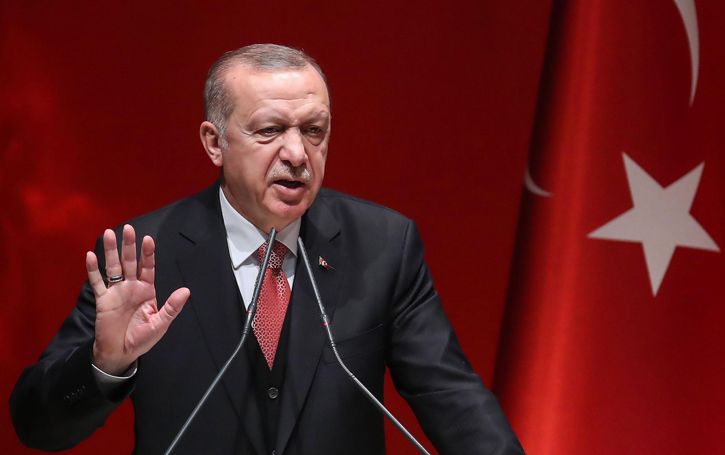 Turk President