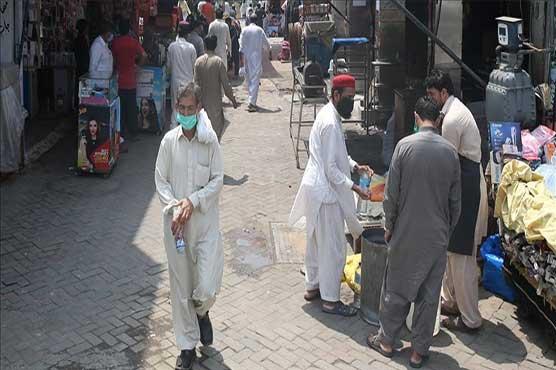 Coroona in pakistan
