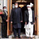 وزیر اعظم عمران خان کی افغان صدر سے ملاقات، افغان مفاہمتی عمل پر بات چیت
