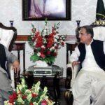 وزیراعلیٰ پنجاب اور وزیر خارجہ کی ملاقات، اداروں کو متنازعہ بنانے کی مذموم مہم کی شدید مذمت