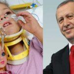 91 گھنٹے بعد بچی کے زندہ بچ جانے پر اردوان کا ٹوئٹ