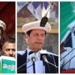 گلگت بلتستان الیکشن ٢٠٢٠..پی ٹی آئی کو 9،آزاد امیدواروں کو6،پیپلز پارٹی کو5 پر برتری