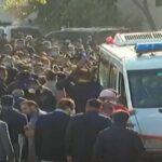 بیگم شمیم اختر کوا ن کے شوہر میاں محمد شریف کے پہلو میں سپردخاک کر دیا گیا