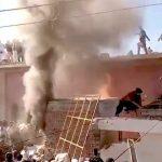 چیف جسٹس جسٹس گلزار احمد کا کرک میں مندر نذر آتش کرنے کا نوٹس
