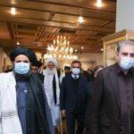 شاہ محمود قریشی سے افغان طالبان سیاسی کمیشن کے وفد کی ملاقات