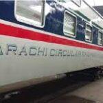 کراچی سرکلر ریلوےسفید ہاتھی  ، 20 دن میں اخراجات1 کروڑ، آمدن 4 لاکھ