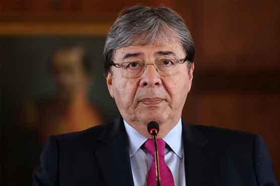 کولمبیا کے وزیر دفاع کوروناوائرس کے باعث انتقال کر گئے