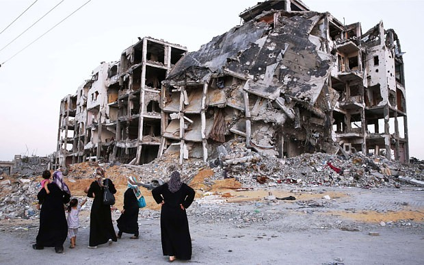 غزہ کے لاکھوں محصورین کو پھر بلیک میل کرنے کا منصوبہ