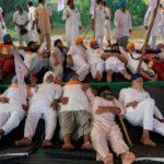بھارت،احتجاجی کسانوں اور مودی حکومت  بات چیت، گیارہویں مرتبہ بھی کوئی حل نہیں نکل سکا