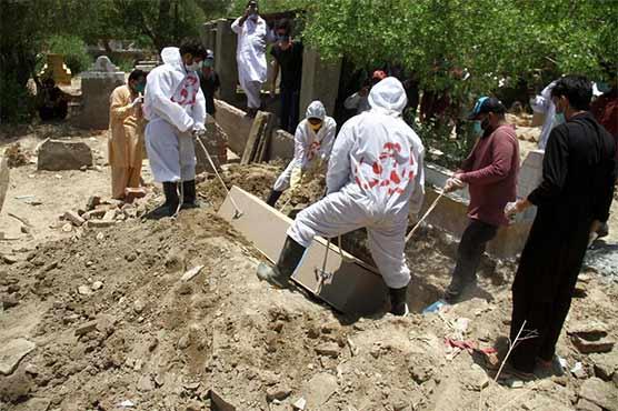کورونا سے مزید 55 افراد جاں بحق،2123نئے کیسز رپورٹ