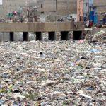 کراچی کی فضا شدید آلودہ، حدنگاہ انتہائی کم