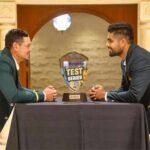 پاکستان اور جنوبی افریقہ آج (منگل کو ) پہلے ٹیسٹ میں مدمقابل ہو نگے