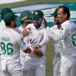 پاکستان نے  جنوبی افریقا کے خلاف   کراچی ٹیسٹ جیت لیا