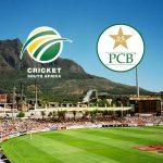 پاکستان اور جنوبی افریقا سیریز کیلئے میچ آفیشلز کا اعلان