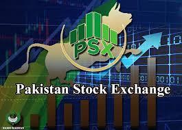 پاکستان اسٹاک مارکیٹ میں بدھ کو بھی تیزی کا رجحان ….32ماہ بعد 46ہزار کی نفسیاتی حد  عبور