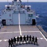 کثیرالملکی بحری مشق امن - 21 ..... 45 سے زائد ممالک شامل ہیں