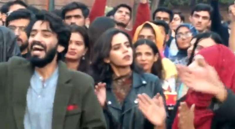 500 طلبہ کیخلاف مقدمہ درج …آن لائن امتحانات نہ لینے پر احتجاج کی  سزا