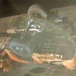 لسبیلہ کے علاقے اوتھل کے قریب مسافر بس الٹ گئی، 8 افراد جاں بحق، 22 زخمی