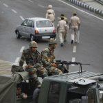 مقبوضہ کشمیر میں قابض بھارتی فوج کامزید شمالی و جنوبی علاقوں کا محاصرہ، کریک ڈاون شروع
