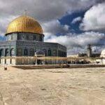 یہودی شرپسندوں کی جانب سے مسجد اقصیٰ کی بے حرمتی