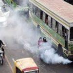 لاہور میں 5 روز میں اوسط شرح آلودگی 367 تک ریکارڈ