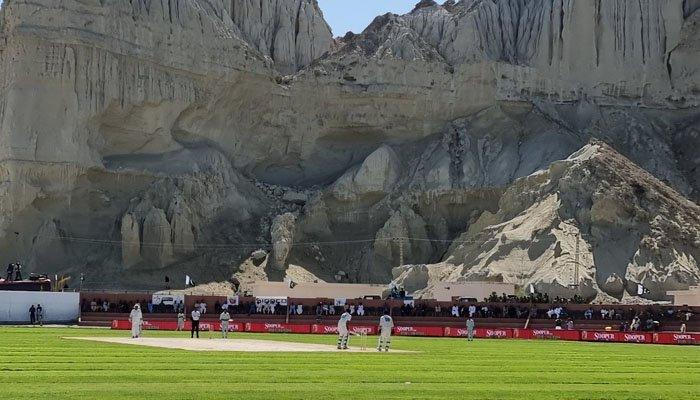 گوادر اسٹیڈیم میں PSL ٹیموں کے میچ کا اعلان