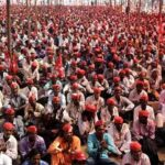 بھارت میں کسان مودی حکومت کے خلاف ڈٹ گئے،  ایکسپریس وے کو جام کرنے کااعلان