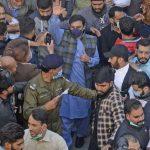 حمزہ شہباز رہا...اب نواز شریف کو آنا ہوگا اور عمران خان کو جانا ہوگا...رہائی کے بعد گفتگو