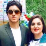 کشمالہ طارق نے خاوند ، بیٹے پر الزامات بے بنیاد قرار دیدیئے