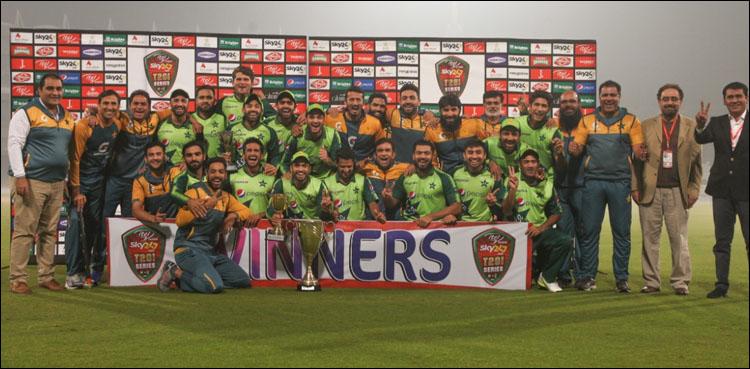 جنوبی افریقا کو فائنل میں شکست… پاکستان ٹیم کا ایک اور عالمی ریکارڈ ۔