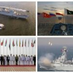 پاکستان ....  45 ممالک پر مشتمل بحری مشق ''امن2021ء'' کا شاندار اختتام