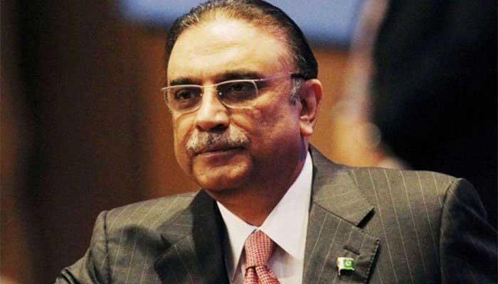 سابق صدر آصف زرداری کا نواز شریف، فضل الرحمن سے ٹیلیفونک رابطہ