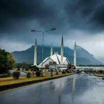 اسلام آباد میں بارش، خنکی بڑھ گئی