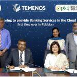 پی ٹی سی ایل) نے کلاوڈ پر بینکنگ کی خدمات کی فراہمی کے لئے این ڈی سی ٹیک) کے ساتھ ایک شراکت داری