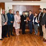 کیوبا کی بائیوٹیک کمپنیاں پاکستان میں سرمایہ کاری کرنے میں دلچسپی رکھتی ہیں۔ زینر جے کیرو گونزالیز