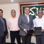 کم لاگت والے مکانات کی اسکیم کو فروغ دینے کیلئے اخوت اور فیصل بینک کا اشتراک
