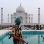 بھارتی انتہا پسندوں کی تاج محل پر چڑھائی