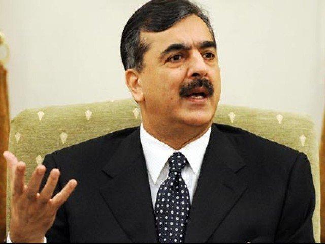 سینیٹ انتخابات: الیکشن کمیشن میں یوسف رضا گیلانی کی نااہلی کے لئے درخواست